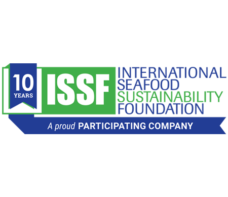 International Seafood Sustainability Foundation Membership - 10 year anniversary
